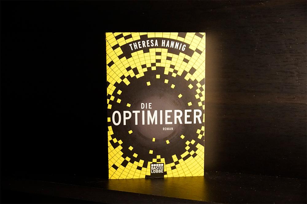 Buchcover zu Die Optimierer, Foto: Kia Kahawa