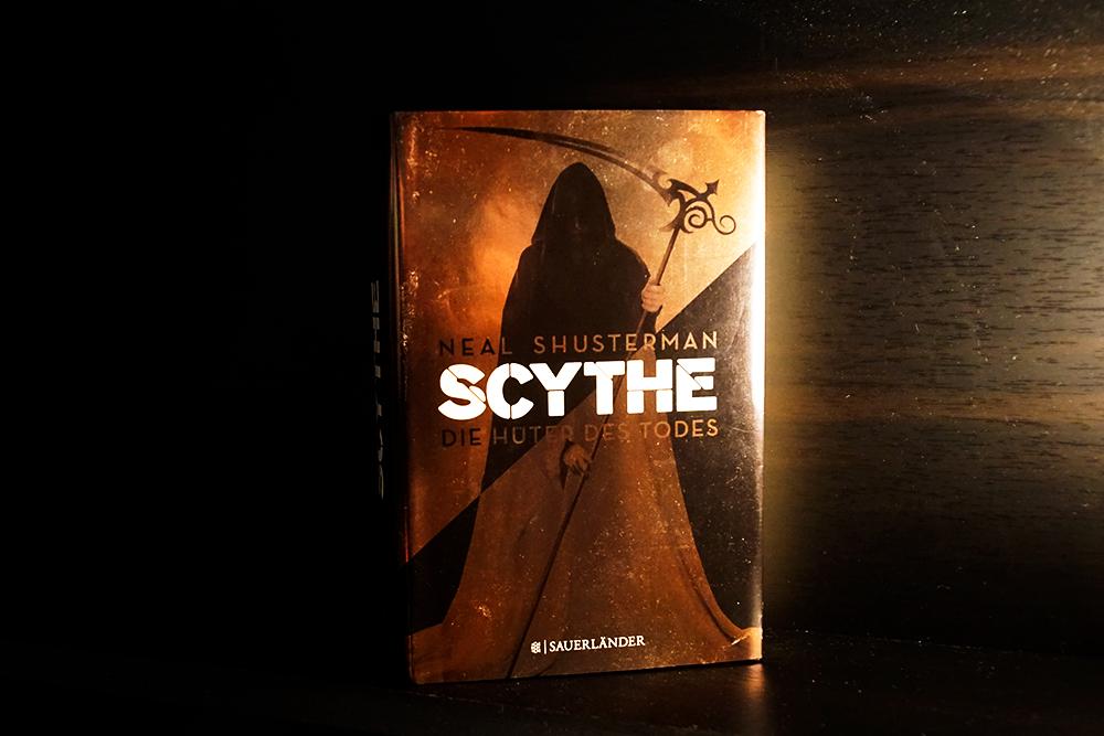 Buchcover von Scythe Die Hüter des Todes, Foto: Kia Kahawa