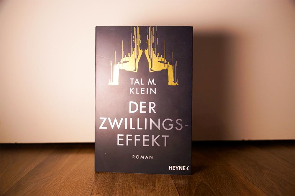 Buchcover von Der Zwillingseffekt, Foto: Kia Kahawa