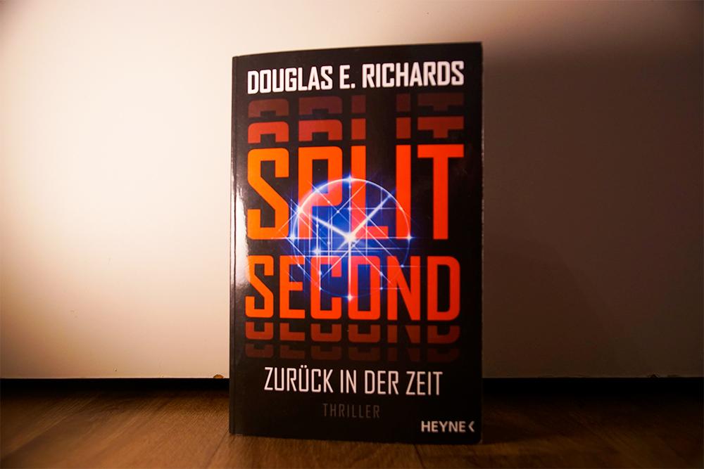 Buchcover zu Split Second, Foto: Kia Kahawa
