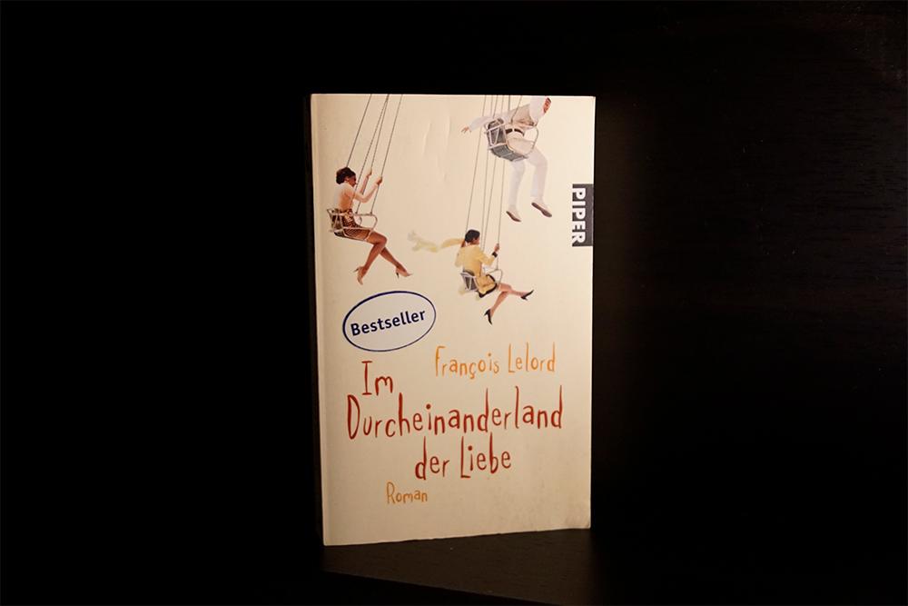 Buchcover zu Im Durcheinanderland der Liebe, Foto: Kia Kahawa