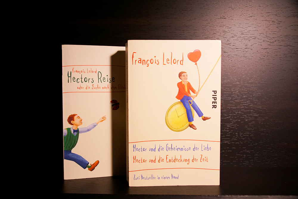 Hector und die Geheimnisse der Liebe ist Band 2 der Reihe über Hectors Abenteuer. Foto: Kia Kahawa