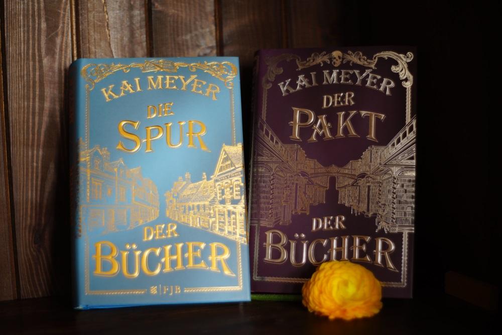 Die Spur der Bücher und der Pakt der Bücher, Foto: Wiebke Tillenburg
