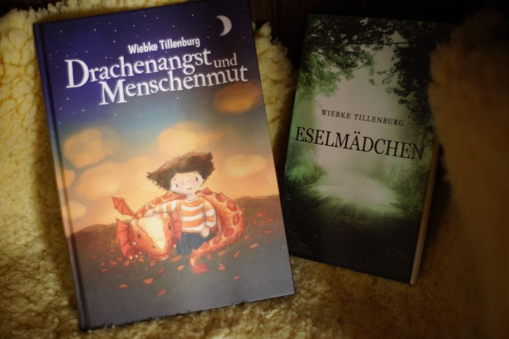Diese Bücher haben wir von Wiebke Tillenburg rezensiert. Foto: Wiebke Tillenburg