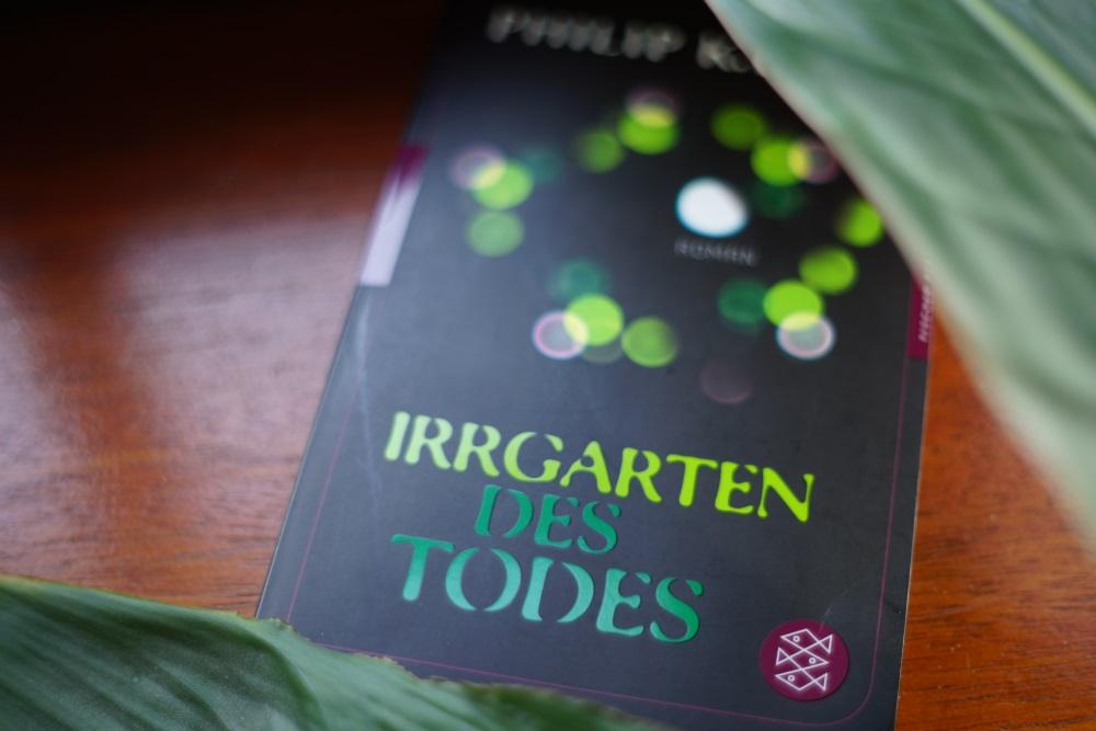 Irrgarten des Todes, Foto: Wiebke Tillenburg