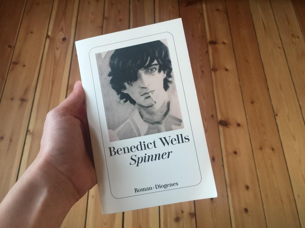 Spinner von Benedict Wells, Foto: Curly Sue Glander