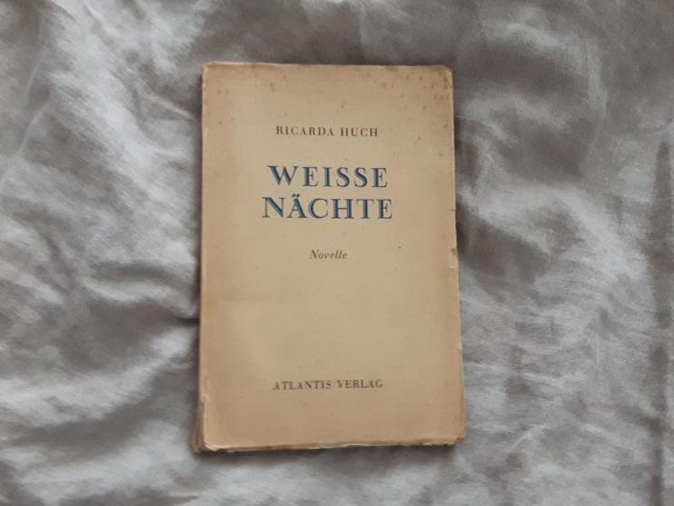 Weiße Nächte von Richarda Huch E-Book, Foto: Magret Kindermann