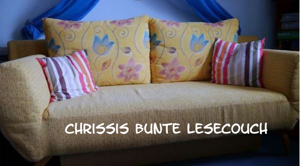 Chrissis bunte Lesecouch