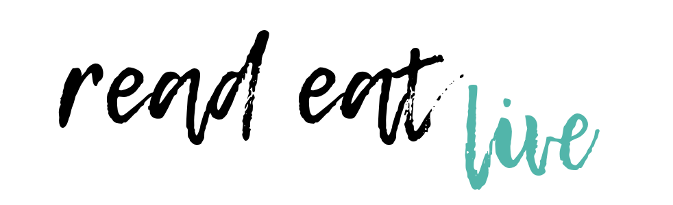 read. eat. live.