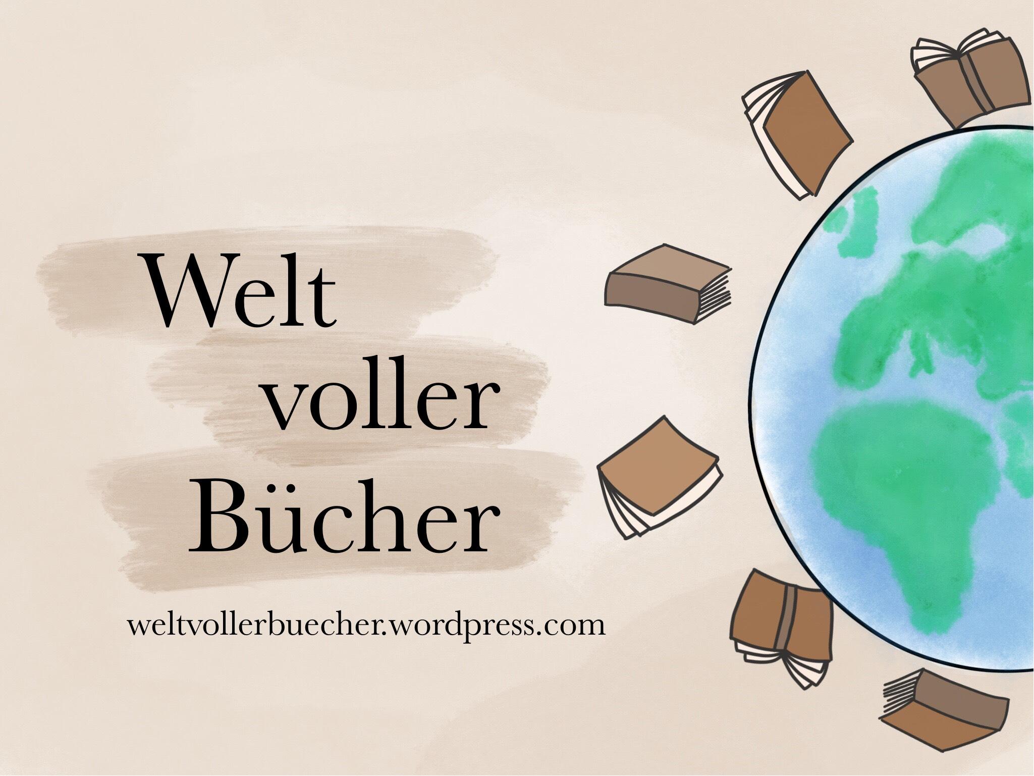 Welt voller Bücher
