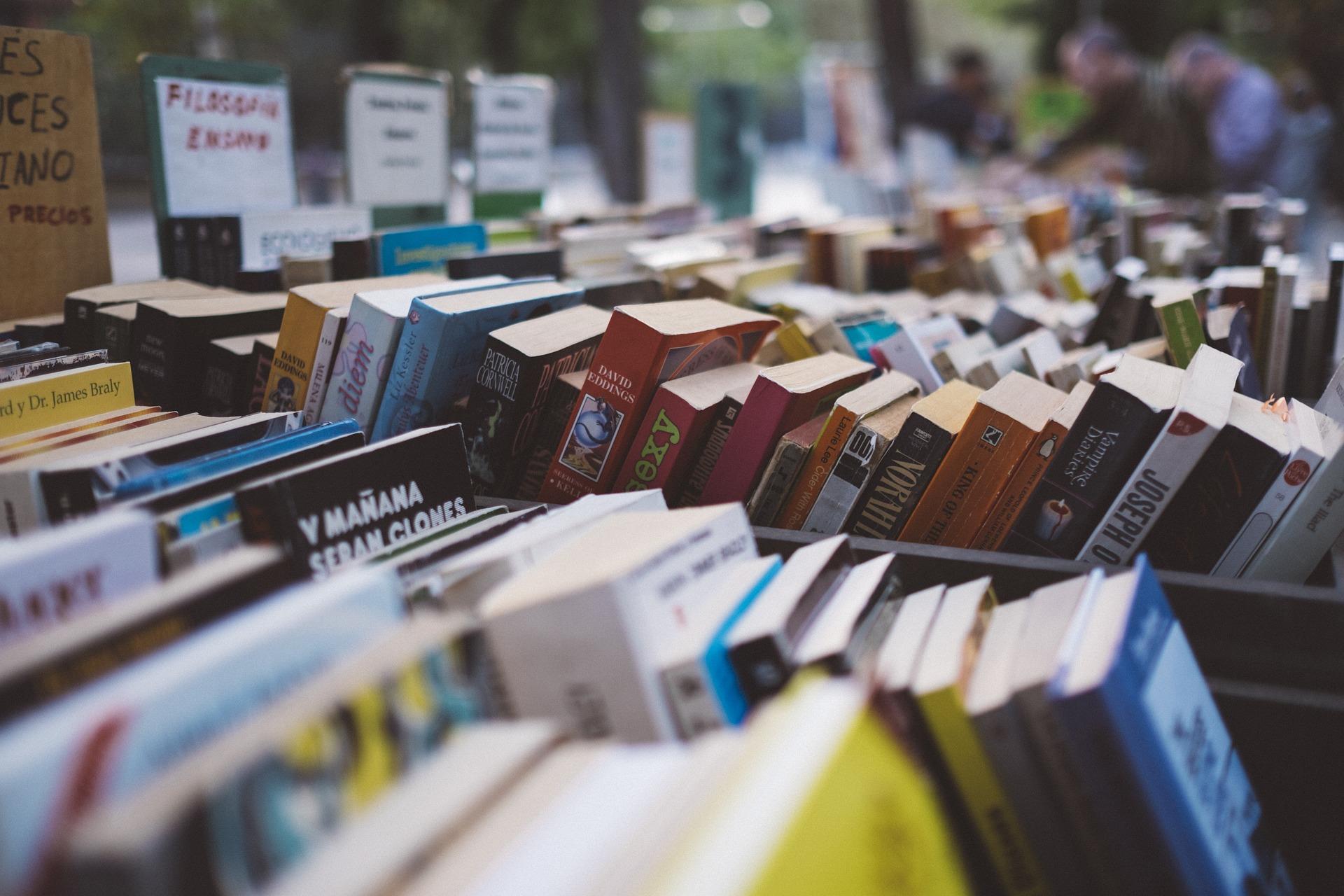Des einen Leid, des anderen Freud: Wo wir Bücher kaufen