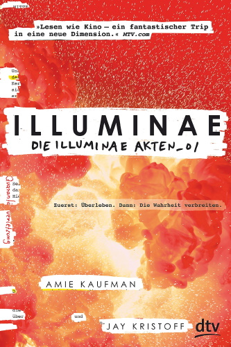 Kady, oh Kady – Illuminae [Rezension]