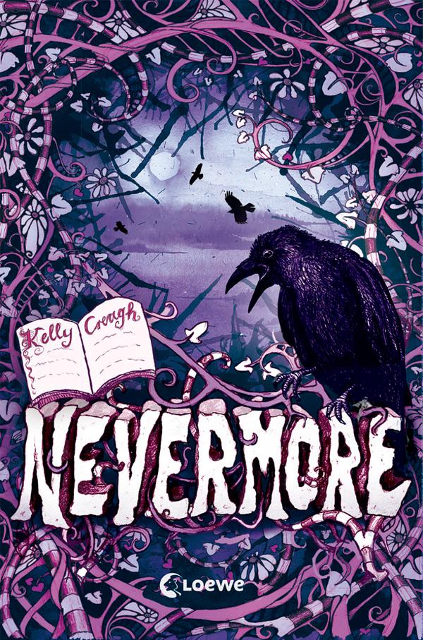 Poe im Romancefieber - Nevermore