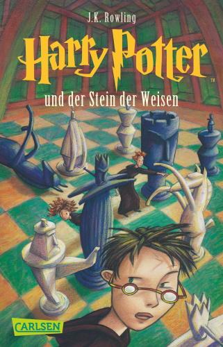 Wieder Kind werden – Harry Potter und der Stein der Weisen