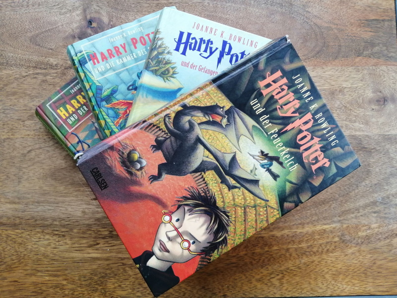 Harry Potter und der Feuerkelch: Foto: Magret Kindermann