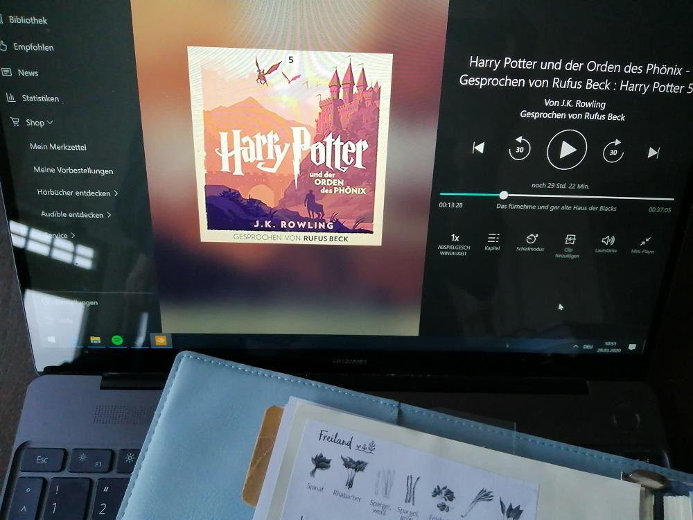 Harry Potter und der Orden des Phönix, Foto: Magret Kindermann