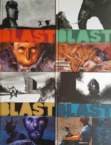 Die Suche nach dem großen Rausch – Blast