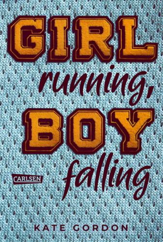 Die Sache mit dem Loslassen – Girl running, boy falling